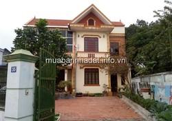 Bán nhà Biệt Thự Vườn phường Trung Thành,Thái Nguyên