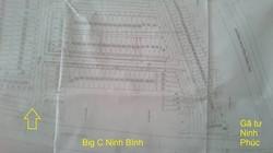 Bán đất đối diện Big C Ninh Bình