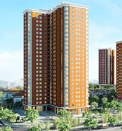 Bán căn hộ 58m khu đô thị mới Nghĩa Đô