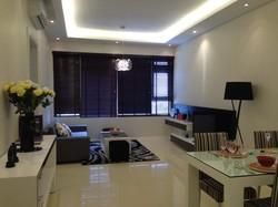 Cho thuê căn hộ IDICO, Quận Tân phú, 2PN, nhà trống, 6.5 tr/th.