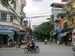 Bán nhà 5 tầng mặt đường Cù chính lan, quận Thanh xuân