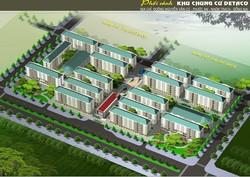 Đăng Ký Mua Nhà Ở Xã Hội Chung Cư DETACO  xã Phước AN huyện Nhơn Trạch