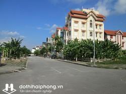 Bán đất biệt thự đường Hồ Đông - Phương Lưu - Lê Hồng Phong
