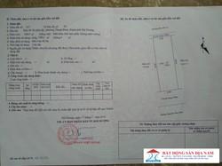 Cần bán đất đường Nguyễn Văn Linh vị trí đẹp chợ Hội Đô