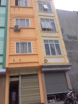 Cho thuê CCMN mới xây đầy đủ tiện nghi đường Nguyễn An Ninh