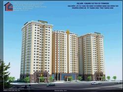 Mở bán căn hộ chung cư Tecco Towers tại phường Đông Vệ, thành phố Thanh Hóa
