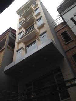 Bán LK Trung Yên 10 SD 96m2 5 tầng mặt tiền 4.5m ĐB 14.8 tỷ