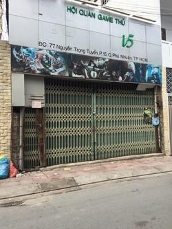 Bán nhà Nguyễn Trọng Tuyển, P.15, Quận Phú Nhuận, giá 18,9 tỷ