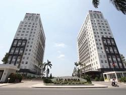 Cho thuê căn hộ IJC AROMA Bình Dương 90m2