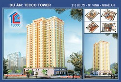 Bán Chung Cư tập đoàn Tecco