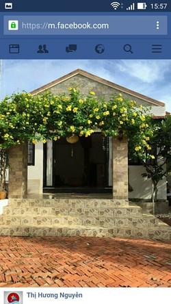 Nhà cho thuê nguyên căn mặt tiền đường Hồ Quang Cảnh,mũi Né Phan Thiết