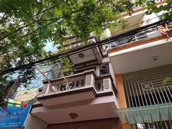Cho thuê nhà riêng khu phân lô Đầm Trấu 45m2x5t 7pn