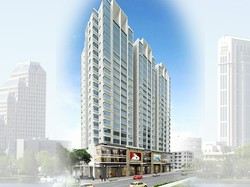 Cho thuê căn hộ Ngọc Phương Nam Q.8,nội thất đầy đủ, diện tích 118m2