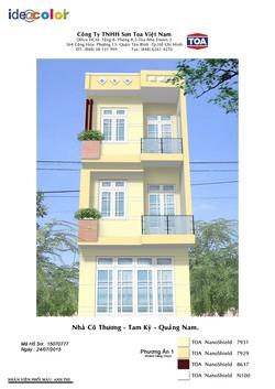 Nhà / Văn phòng cho thuê / House / Office for Rent tại Tam Kỳ, Quảng Nam