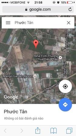 Đáo hạn ngân hàng Cần bán gấp đất nhà xưởng khu Vườn Xoài, Đồng Nai chính chủ