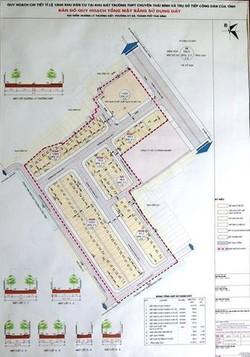 Dự án trường thpt chuyên cũ Thái Bình
