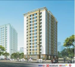 Bán các căn hộ chung cư A2 - Đại Lộ Lê Nin - Nghi Phú - Tp.Vinh