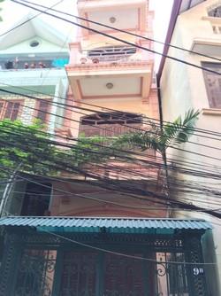 Bán gấp nhà phân lô xây 4.5 tầng mặt ngõ 95  Vương Thừa Vũ,Thanh Xuân ôtô đỗ cửa giá 8,3 tỷ