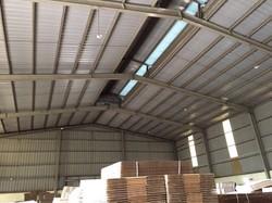 Công ty Minh Việt Toàn Cầu - cho thuê 3000m2 kho xưởng tại khu công nghiệp Nguyên khê - Đông anh