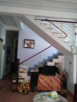Cho thuê nhà 3 tầng 8 phòng ngủ vệ sinh khép kín ở đường võ thị sáu