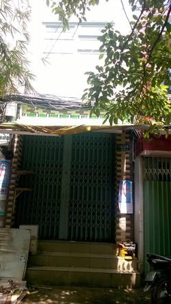Nhà nguyên căn gần chợ Bà Chiểu, Bình Thạnh