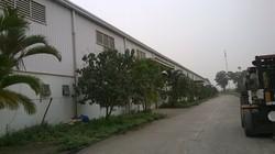 Cho thuê kho xưởng Lô 2AKCN Song Khê Nội Hoàng- Yên Dũng-Bắc Giang 1000m, 3000m2, 5500m2,