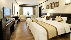 Cho thuê khách sạn đường tô hiến thành NT 2  sao ,30 phòng giá 90 triệu 1 tháng