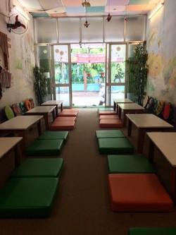 Sang quán trà sữa khu trường học tại Thanh Đa