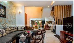 Cho thuê nhà đường Nguyễn đình Chiểu-p.4-Q.3  DT 6 15   Nhà 1 trệt, 5 lầu