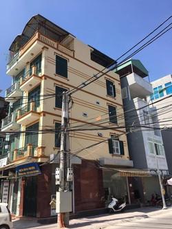 Cho thuê tầng 4 của toàn nhà 5 tầng chính chủ tại số 16 Ngõ 53 Yên Lãng  Phố nối Tây Sơn - Yên Lãng