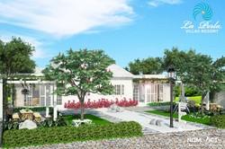 Biệt thự nghỉ dưỡng biển Bình Thuận- La perLa Resort