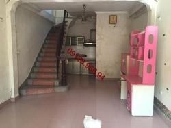Cho thuê nhà riêng ngõ phố minh khai dt45m2x2t giá 5tr