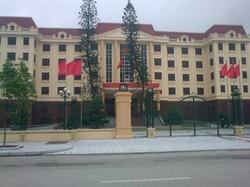 Chính chủ bán nhà khu Tỉnh ủy đường Lý Thường Kiệt - TP Thái Bình