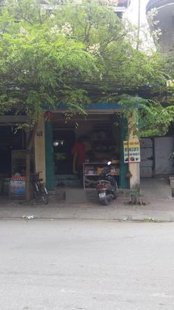 Nhà mặt tiền 4m2 đối diện chợ Nam Cường