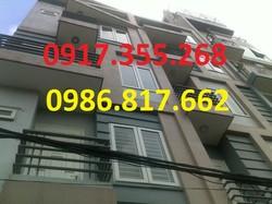 Bán gấp nhà 5 tầng ngõ 144 Quan Nhân,Thanh Xuân ô tô cách nhà 10m giá 3,9 tỷ