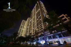 Bán Penthouse tầng 40 - căn góc 231m2 - Dự án Thăng Long Number One