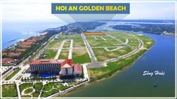 Hoi An Golden Beach - Đất biệt thự ven biển Hội An chỉ 5,6tr/m2