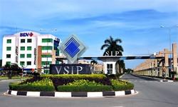 Mở bán BLOCK cuối cùng kdc VSIP1 Thuận An . BD tổng 42 nền , gia gốc từ chủ đầu tư