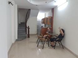 Cho thuê nhà riêng mới xây phố Khâm Thiên 35m2x4t