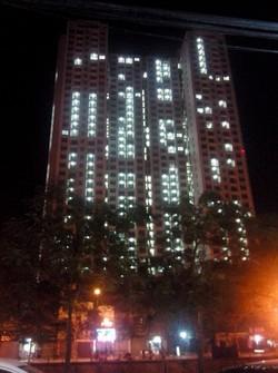 Bán gấp căn hộ 70m dự án 75 tam trinh giá 25tr/m nhận nhà vào ở ngay