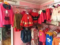 Sang nhượng cửa hàng thời trang trẻ em, bỉm, đồ sơ sinh.Kiot số 4 phố Trần Bình
