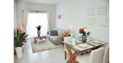Cho thuê căn hộ Nest Home, 60m2, 2PN, đầy đủ tiện nghi