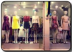 Chuyển nhượng gấp cửa hàng quần áo 17B Hàng Da - Hoàn Kiếm - HN.