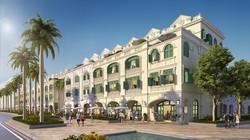 Chỉ 3,4 tỷ sở hữu Shophouse   hoàn thiện nội thất   2 mặt tiền biển Phú Quốc