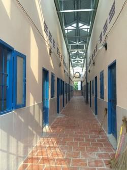 Bán gấp nhà gần chợ Da Sà,  4.5x22m , có sẵn 7 phòng trọ