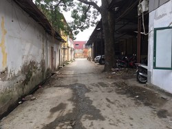 Cho thuê kho 450m2 khu cầu Tó, Thanh Trì