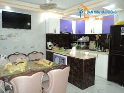 Cho thuê nhà xây 3 tầng đầy đủ tiện nghi quận Ngô Quyền, Hải Phòng.