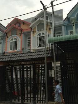 Bán Nhà Phố 1 Trệt 1 Lầu , Sổ Hồng Riêng Thổ Cư 100% Ở Cù Lao Phố - Hiệp Hòa Tp Biên Hòa