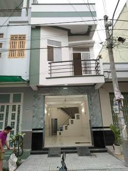 Cho thuê nhà mới 1 lầu KDC 91B giá 7 triệu tiện Ở, VP Miễn Trung Gian