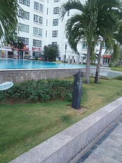 Còn duy nhất 1 phòng  cho thuê thuộc căn hộ lầu cao HAGL Gold house Nguyễn Hữu Thọ Lê Văn Lương